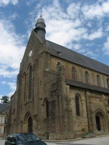L'église-Saint-Evroult