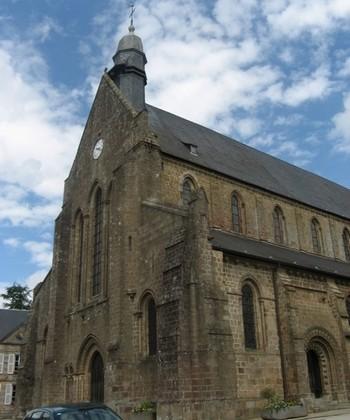Eglise Saint Evroult