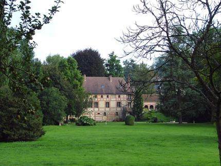 Couvent Les cordeliers à Lyons-la-Forêt
