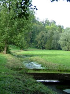 La rivière La Lieure