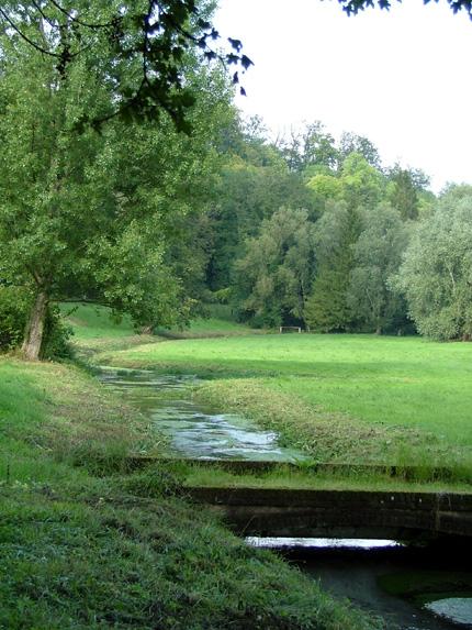 La rivière La Lieur