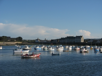 Port de plaisance de Saint-Vaast-la-Hougue