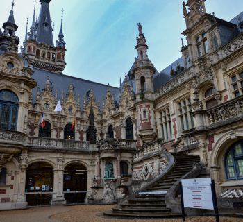 Palais de la Bénédictine à Fécamp
