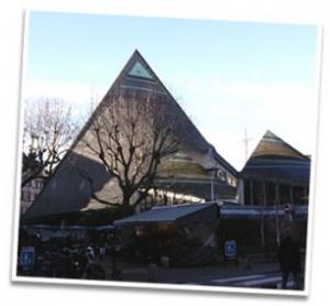 L'église Jeanne d'Arc à Rouen