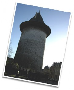 Le donjon de Rouen