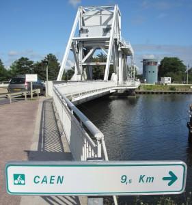 Pont Pegasus Bridge près de Caen