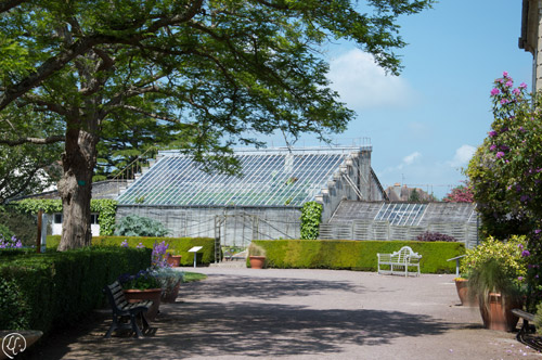 jardin botanique public de Bayeux
