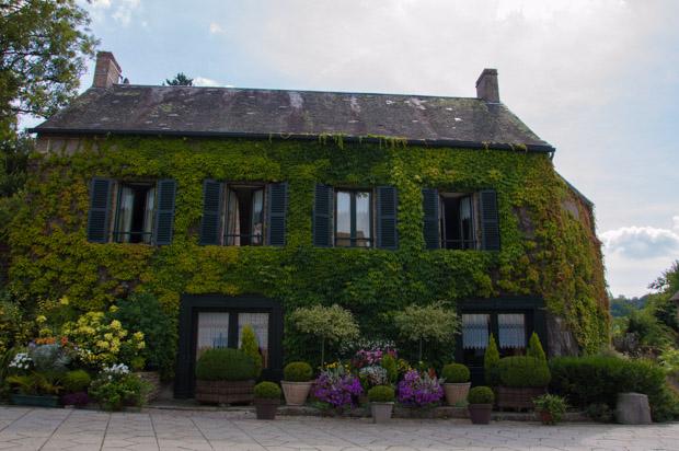 maison de Saint-Céneri-le-Gérei