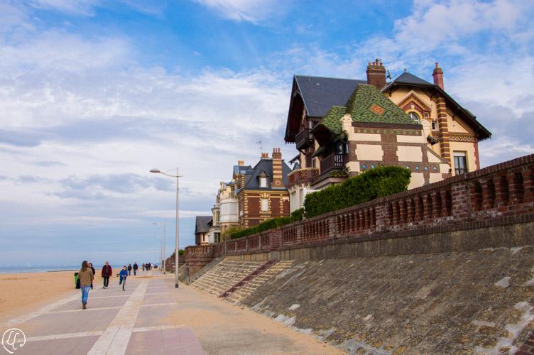 Promenade Roland Garros Houlgate