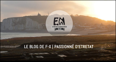 Blog Etretat Normandie