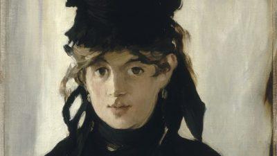 Manet : Berthe Morisot au bouquet de violettes