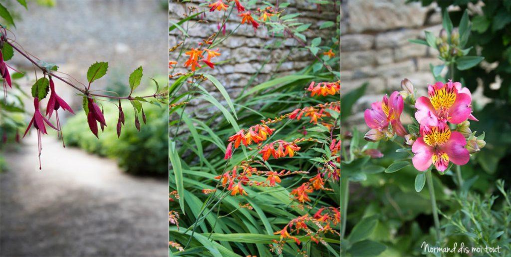 Jardins fleuris et fruitiers