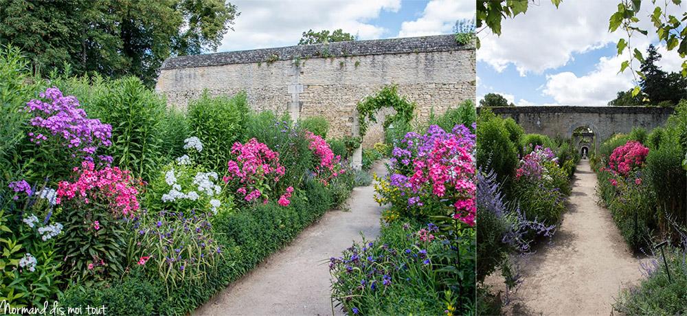Jardins du château de canon