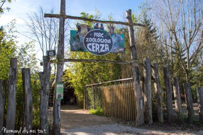 Zoo de Cerza en Normandie ©Leslie LEFEBVRE