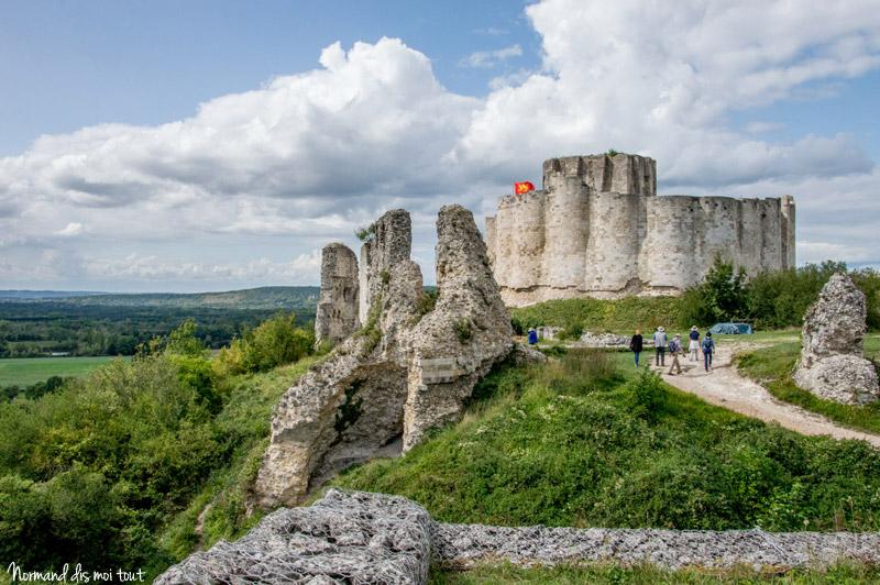 Le château et les extérieurs