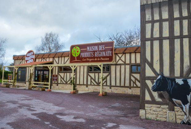 La Maison des produits locaux