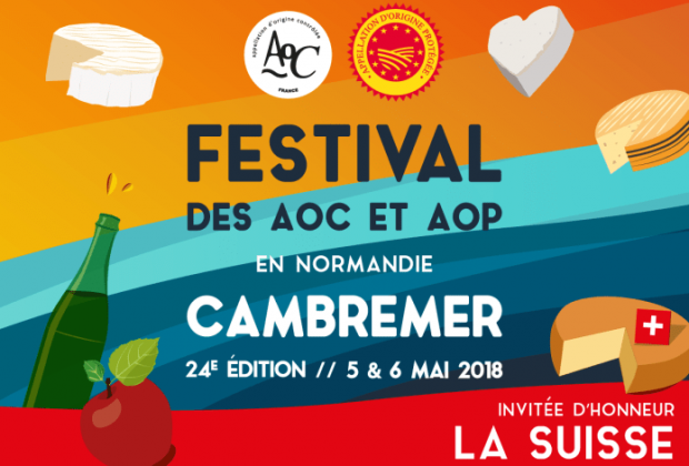 Fetsival de Cambremer AOP AOC