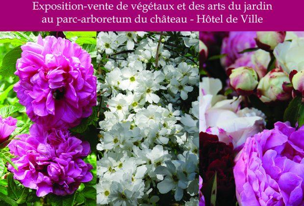 La fête des plantes à Bagnoles de l'Orne
