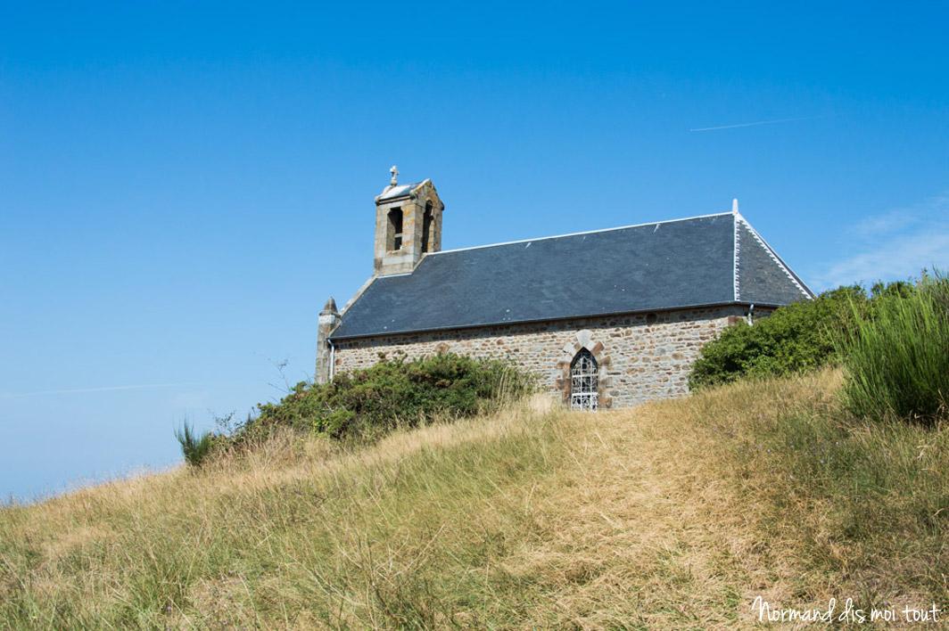 La chapelle bâtie en 1850