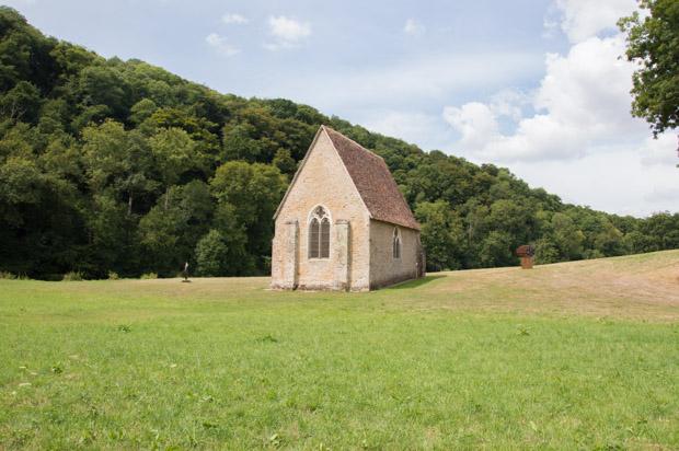chapelle de Saint-Céneri-le Gérei