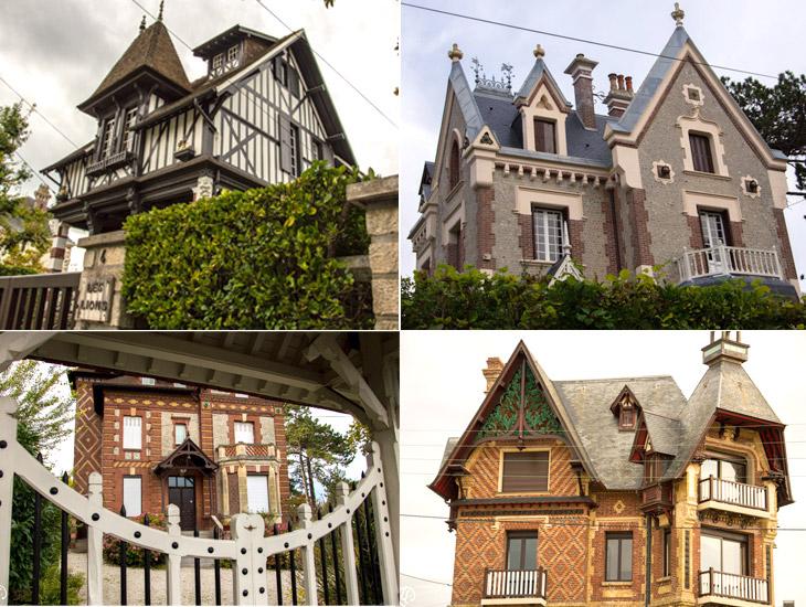 Villas de Houlgate