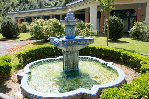 Fontaine des cures de Bagnoles-de-l'Orne