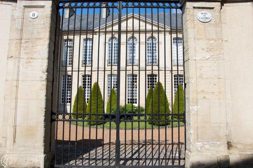 Hôtel de Castilly du XVIIIème siècle