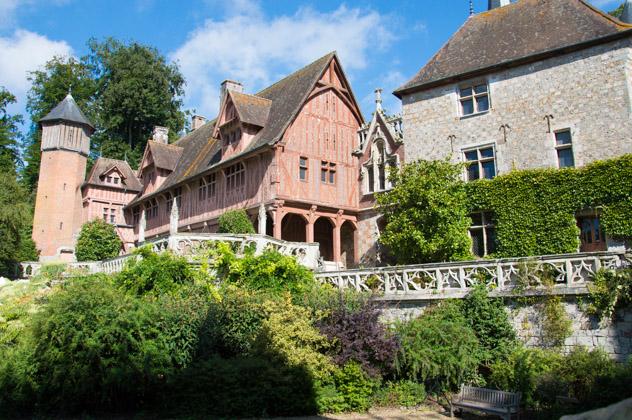 Le château de Clères