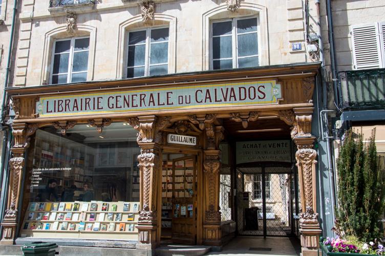Librairie générale du Calvados à Caen