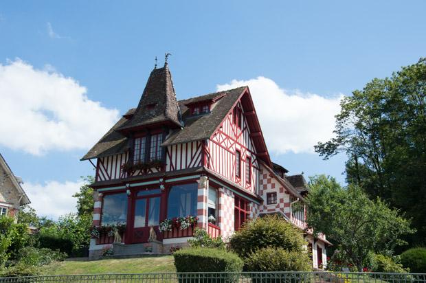 Villa remarquable de Bagnoles-de-l'Orne