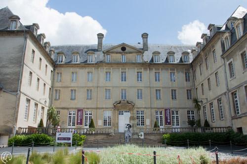 Le misée de la tapisserie de Bayeux