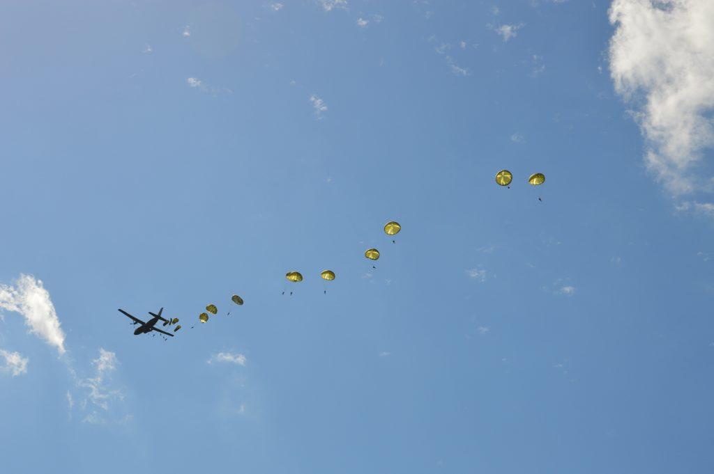 DDAY parachutage