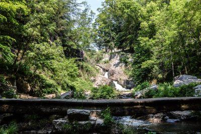 La grande cascade de Mortain