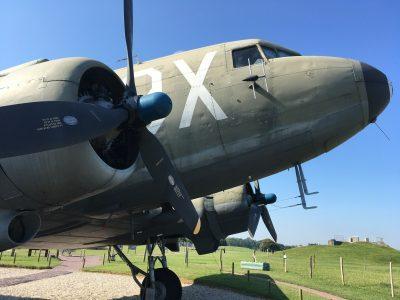 Avion de la batterie de Merville