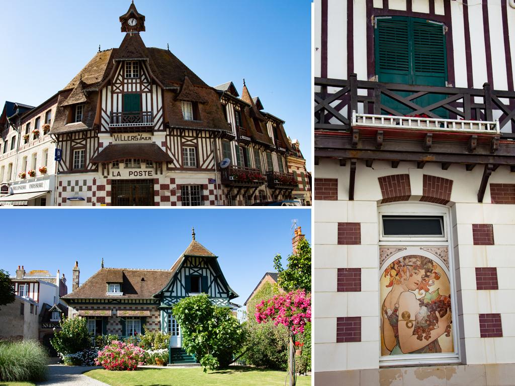 Villers-sur-Mer, flânez et découvrez les belles villas