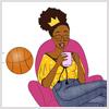 Queen mama