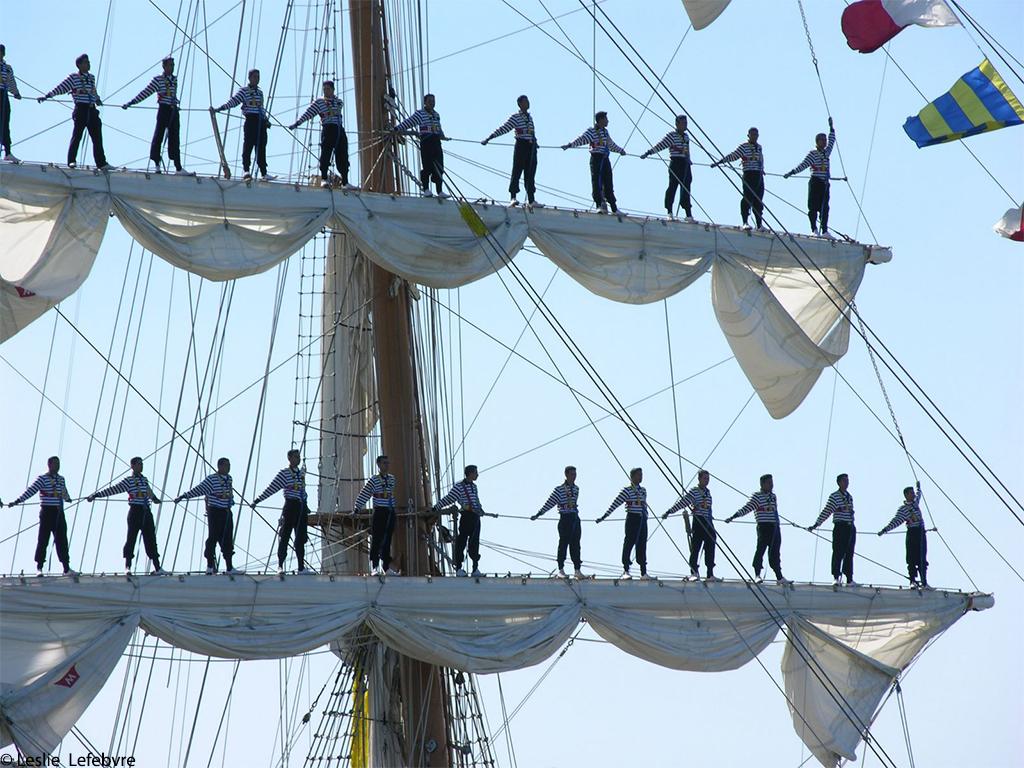 L'Armada de Rouen