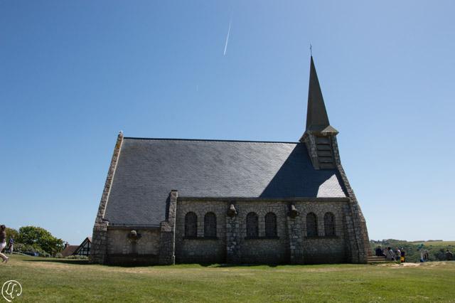 Chapelle Notre Dame de la Garde à Etretat