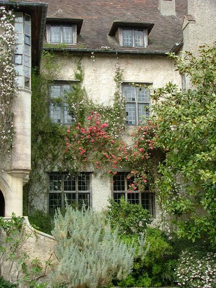 Maison du parc des Moutiers