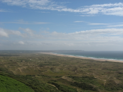 Les dunes de Biville