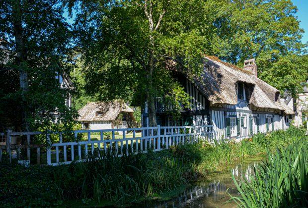 La chaumière du Moulin du gué