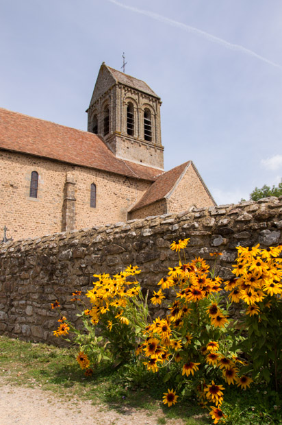 Eglise de Saint-Céneri-le Gérei