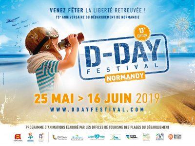 DDAY Festival Normandy 2019