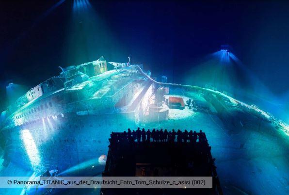 Titanic au panorama XXL
